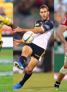Super rugby Team of the week 5 2014
