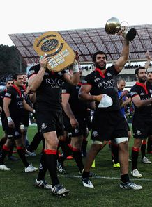 Tamaz Mchedlidze for Georgia rugby team