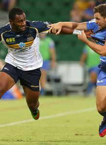Tevita Kuridrani Brumbies v W Force SR 2014