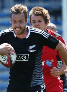 Tim Mikkelson New Zealand v Wales Tokyo Sevens 2014