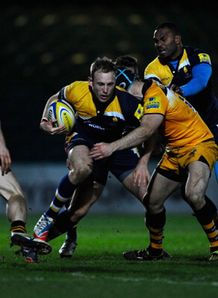 chris pennell worcester warriors