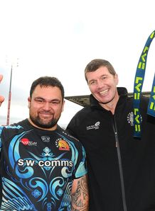 LV= Cup final: Exeter Chiefs delighted after claiming first trophy
