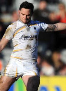 ryan lamb worcester warriors first start v harlequins