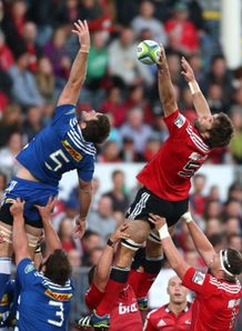 sam whitelock and de kock steenkamp vie for posession at lineout crusaders v stormers