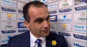 Everton v West Ham – Martinez
