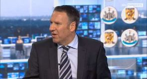 Merson perplexed by Pardew's actions