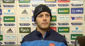 Wilshere - We weren't at our best