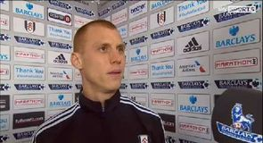 Sidwell - Second half cost us