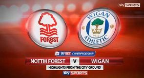 Nottm Forest 1-4 Wigan