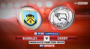 Burnley 2-0 Derby