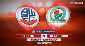 Bolton 4-0 Blackburn