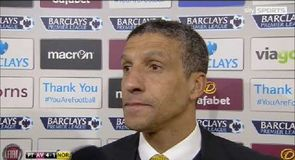 Villa's power causes problems for Hughton