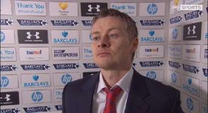 Solskjaer feels Cardiff deserved more