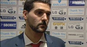Speroni delighted with hard-fought draw