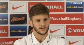 Lallana lauds team-mate Shaw