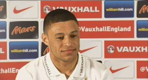 Ox relieved to receive England call-up