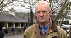 Mullins on Champagne Fever