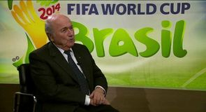 Blatter confident of problem-free World Cup