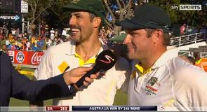 South African success for Aussies