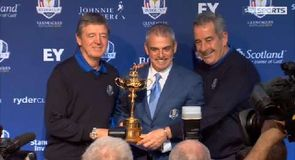 McGinley confident of vice captains