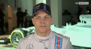 Bottas confident in Williams car