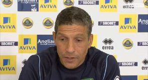 Hughton calls for bounceback