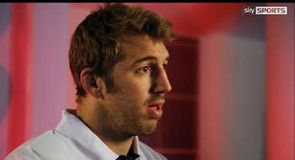 Robshaw pumped up