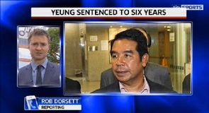 Yeung jailed for 6 years