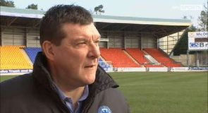 St Johnstone aim to end cup jinx