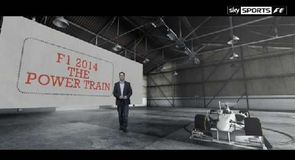 F1 2014 - The Power Train