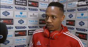 Selhurst Park return for Clyne