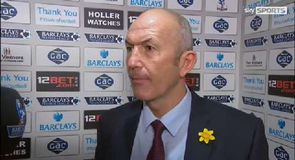 Pulis - We didn't get the breaks