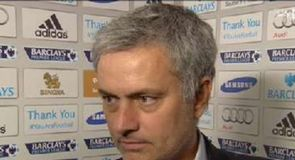 Mourinho: Spurs gave up