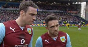 Ings delighted with Burnley comeback