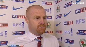 Burnley's derby delight