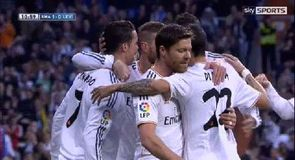 Madrid brush Levante aside