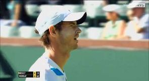 Game of the day - Vesely v Murray