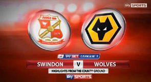 Swindon 1-4 Wolves