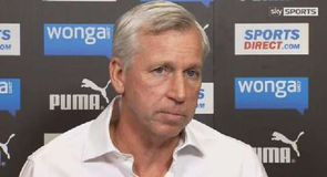 Pardew seeking help