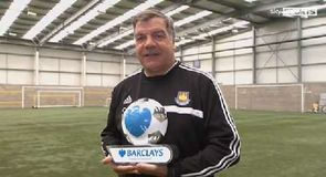 Allardyce named Manager of the Month