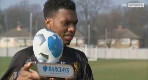 Sturridge takes February player award