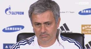 League table is fake - Mourinho