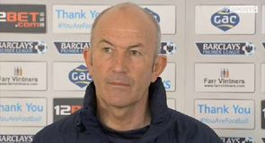 Pulis issues reality check