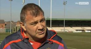 No need to panic - Wane