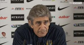 Pellegrini positive over Aguero