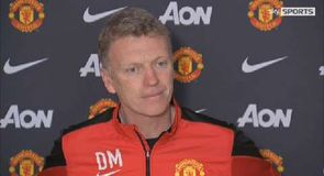 Van Persie comments delight Moyes