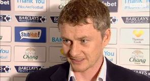 Everton v Cardiff City - Solskjaer