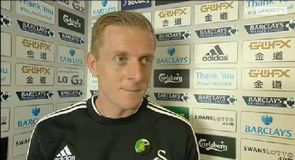 Swansea v West Brom - Monk