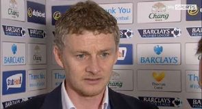 Solskjaer proud of players