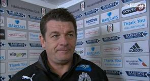 Carver - Decisions went against us